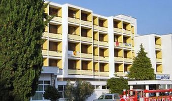 Wohnung Hotel Adria - All inclusive in Biograd na Moru